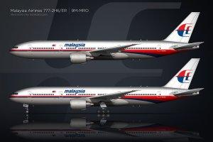 Tajlandia wykryła poszukiwanego boeinga 777?