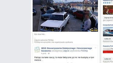 Strona Stowarzyszenia Estetycznego i Nowoczesnego Szczecina