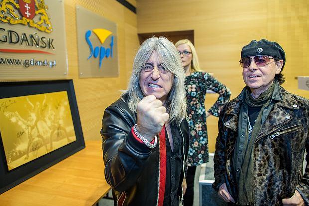 Zdjęcie numer 1 w galerii - Wielkie serce zespołu Scorpions!