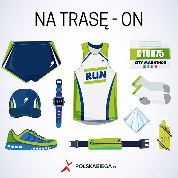Jak się ubrać na maraton?