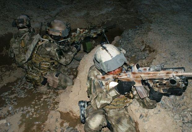 """Polscy komandosi pomogli odbić zakładników z rąk talibów. """"Towarzyszyli afgańskim żołnierzom"""""""