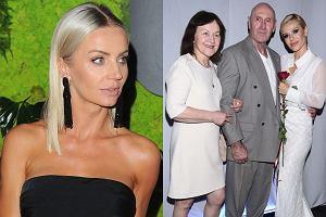 Agnieszka Woźniak-Starak, Doda z rodzicami