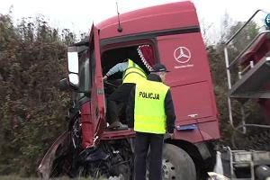 Zgorzelec. Kierowca i troje dzieci zginęli w wypadku