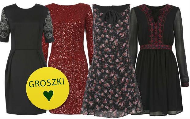 Sukienki z najnowszej kolekcji New Look jesie� - zima 2013