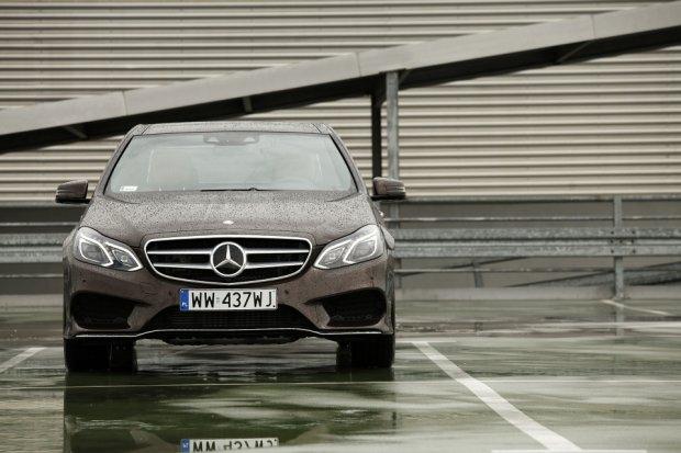Mercedes E 350 Bluetec | Test | Kto da wi�cej