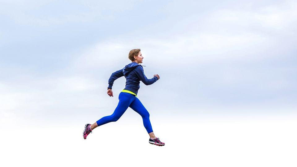 Oprócz maratonu moim drugim marzeniem jest ultramaraton górski. Ale na dobry początek zapisałam się na Runmageddon - 12 kilometrów i 40 przeszkód