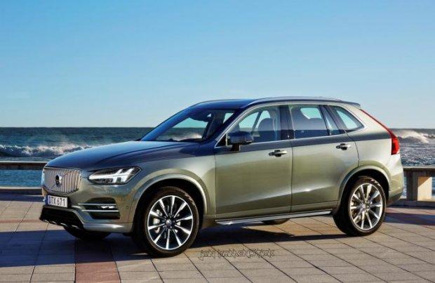 Pierwsze wieści o nowym Volvo XC60 - zdjęcie nr 2