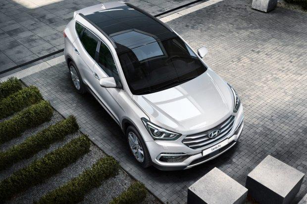 Hyundai Sante Fe po liftingu | Ceny w Polsce | Wci�� znacznie dro�szy od Kii