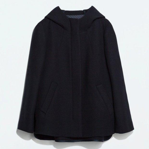 M�j hit z sieci�wki: we�niana kurtka Zara