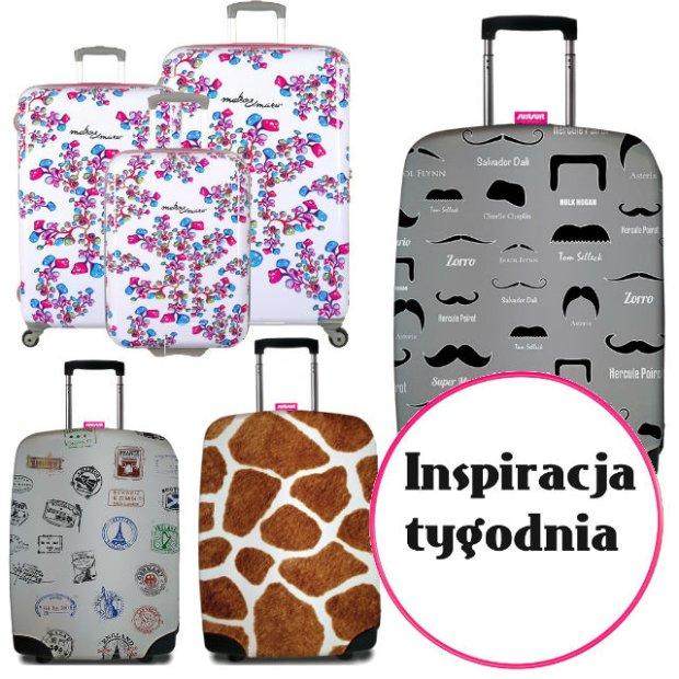 21a60bab8e4b5 Inspiracja tygodnia  kolorowe walizki SuitSuit
