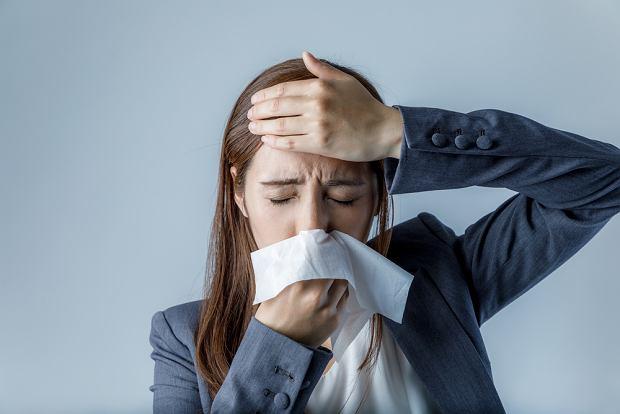 Alergiczny nieżyt nosa - jak go leczyć