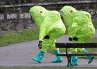 Toksykolodzy w Salisbury szukają śladów substancji, którą być może otruto rodzinę rosyjskiego szpiega, a także jego samego