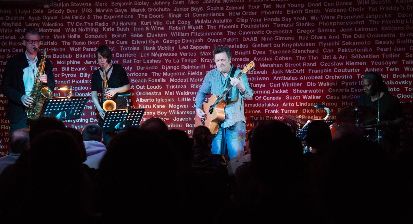 Występ zespołu Luc Ex' Assemblée (fot. Luka Łukasiak)