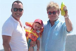 Elton John ma drugie dziecko!