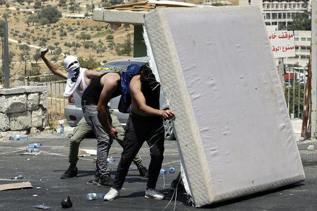 Starcia w Izraelu