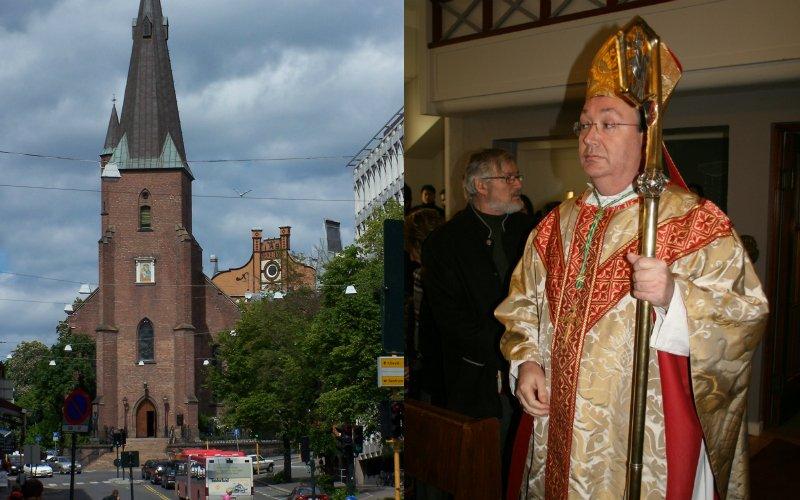 Katolicka diecezja w Oslo i jej biskup, Bernt Ivar Eidsvig
