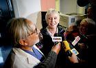 Ewa Błaszczyk: Coś się zmieniło w spojrzeniu Oli. Jest jakby bardziej obecne