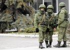 """Krym. W�adze oficjalnie prosz� Rosj� o """"pomoc"""". I og�aszaj�: Przej�li�my kontrol� nad si�ami bezpiecze�stwa"""