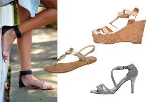Nawet do 70% taniej - najmodniejsze obuwie na lato. Zobacz sandały do 200 zł