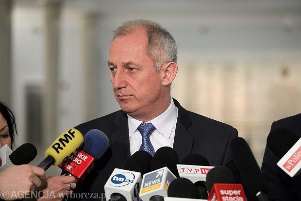 Sławomir Neumann: Poseł Małecki? Wypije kawę, posłucha i zamelduje prezesowi
