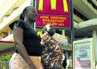 Klęska przejedzenia w Afryce