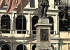 Pomnik Dzierżyńskiego stanie w Mińsku