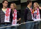 Marta Domachowska i Jerzy Janowicz na meczu. To ich pierwsze takie zdj�cia!