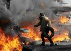 W Kijowie trwaj� antyrz�dowe zamieszki. S� ofiary i ranni
