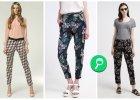 Wzorzyste spodnie - przegląd najciekawszych modeli