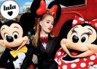 Georgia May Jagger pozuje w towarzystwie Myszki Mickey i Minnie. Jak modelka bawi�a si� w Disneylandzie?