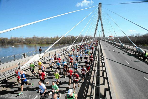 Orlen Warsaw Marathon 2013 r.