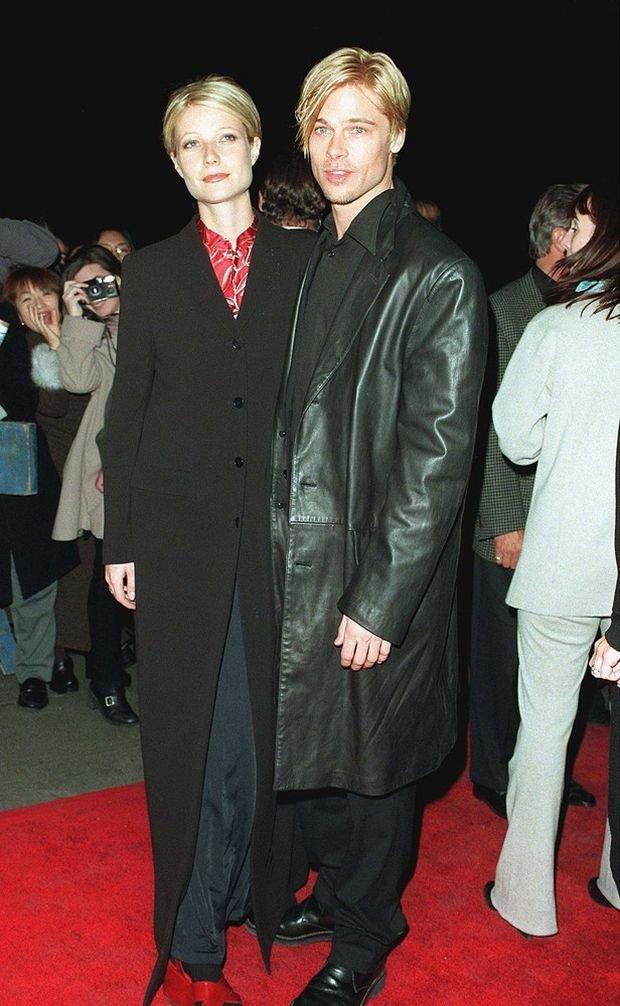 Brad Pitt i Gwyneth Paltrow, 1997