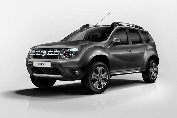 Salon Frankfurt 2013 | Dacia Duster po liftingu