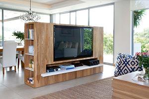 Zabudowy Telewizor Budowa Projektowanie I Remont Domu Zakladanie