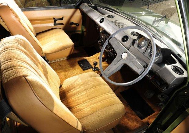 Pierwsza generacja Range Rovera
