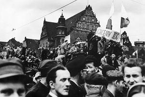 Czerwiec '56. Dzie� bez operacji