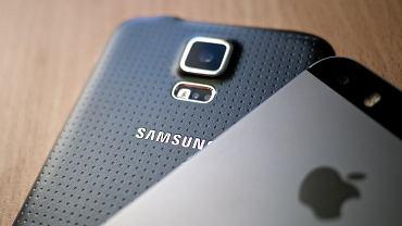 Batalia Apple z Samsungiem trwa