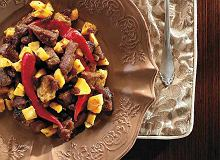 Curry z baranin� i pigwami - ugotuj