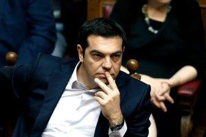 Jednak dymisja rz�du Tsiprasa? Minister: Zale�y, jak Grecy zag�osuj� w referendum