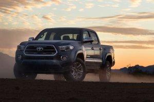 Salon Detroit 2015 | Toyota Tacoma po raz trzeci