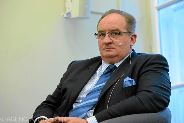 """Saryusz-Wolski kandydatem na szefa RE. """"Dla małej zabawy ryzykuje się utratą powagi państwa"""""""
