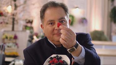 Robert Makłowicz w spocie TVP