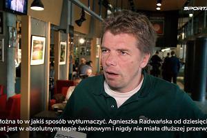 Tenis. Agnieszka Radwańska po najgorszym sezonie w karierze. Co dalej?