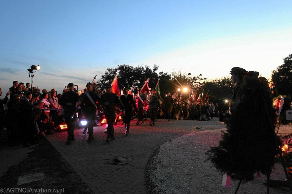 Uroczystości rocznicowe na Kopcu Powstania / SŁAWOMIR KAMIŃSKI