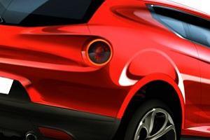 Alfa Romeo SUV | Ju� we Frankfurcie?