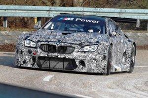 BMW M6 GT3 | BMW wr�ci do Le Mans?