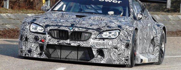 BMW M6 GT3 | BMW wróci do Le Mans?