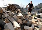 Gazprom przykr�ci� gaz. W�giel i drewno id� jak woda