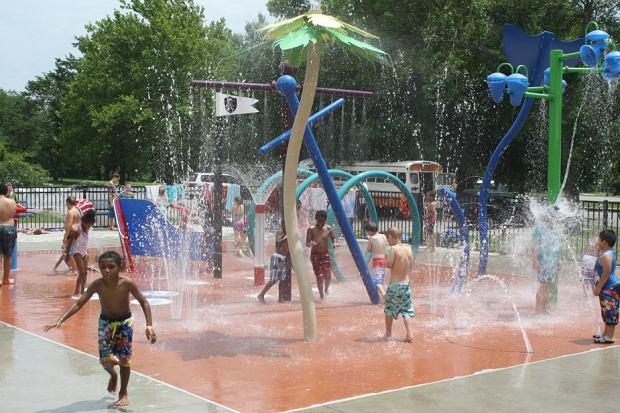 Park Johna Andersona w Grandview