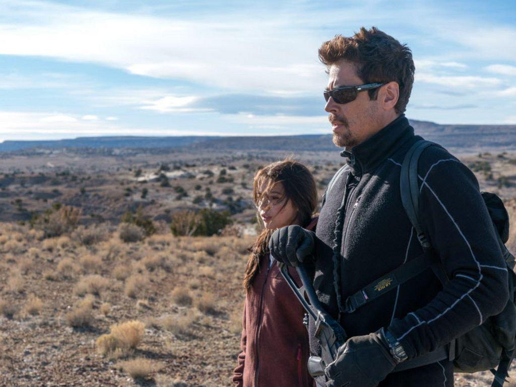Benicio del Toro w 'Sicario 2: Soldado' / Monolith Films